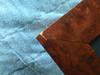 2013-08-10 - UVL Damage 087 - Renoir print - Scratch on corner 02 of frame