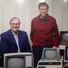 2013-12-05 - Paul Allen and Bill Gares in 2012