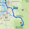 2013-09-13 - 2801 Wester Ave - 95 miles from Sunrise in Mt Rainier National Park