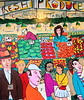 2013-07-14 - Pike Place wall mural