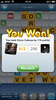 2013-08-12 - Beat Paul at Words With Friends by 116 Points