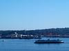 2013-07-28 - Ferry boat in Elliot Bay at Seattle, WA, USA