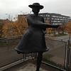 2013-10-28 - Sculpture on University of Washington bridge over 15th Ave NE