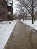 2013-01-16 - Arts Quad at Cornell on a January day