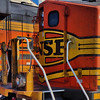 2013-09-24 - BNSF color in Seattle, WA, USA