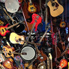 2013-12-04 - Experience Music Project guitars