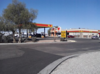 2014-11-18 - Love's Travel Center Landscaping in an Apparent Arid Environment