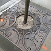 2014-04-10 - Nice planter grate in Vancouver, BC, Canada
