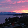 2014-06-11 - 2801 Western Avenue, #1009 - Pink Seattle sunset
