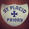 2014-06-29 - St Placid Priory logo in Lacey, WA