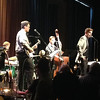 2014-05-20 - Spencer Day singing with his band in Seattle - Alex Frank on bass
