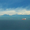2014-04-19 - About to rain over Eliott Bay - Seattle, WA, USA