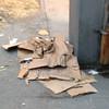 2014-09-10 - Trash Left by Homeless People Under Alaskan Way Viaduct Below Pike Place Market