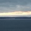 2014-02-05 - Gray sky and slate water - Elliott Bay, Seattle, WA, USA