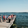 2014-08-03 - People watching the Blue Angels froma dock on the west shore of Lake Washington, Seattle, WA, USA