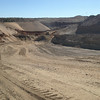 2014-06-19 - Placitas - Looking toward lowest point of the sand and gravel operation