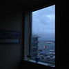 2014-01-17 - 2801 Western Ave - Looking out the window at the E and Elliott Bay