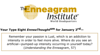 2015-01-03 Enneagram Message for January 3, 2015
