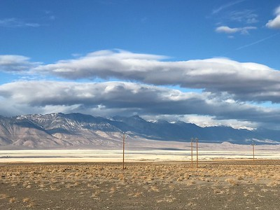 2018-01-04 - Photo 03 - Owens Valley near Olancha, CA, USA