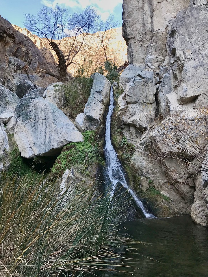 2018-01-03 - Photo 03 - Death Valley - Darwin Falls