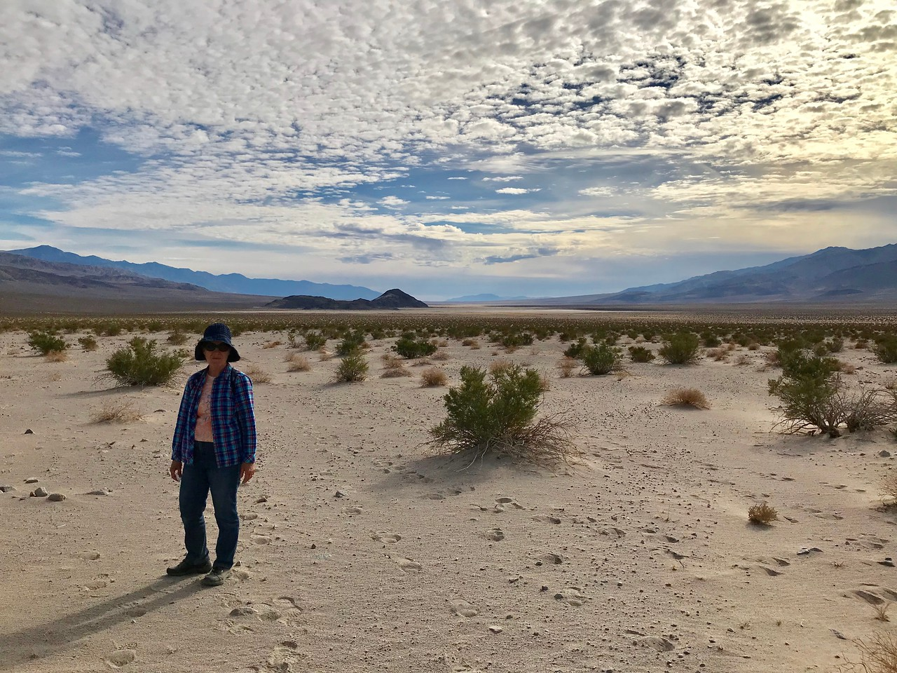 2018-01-03 - Photo 07 - Death Valley - Rosemarie Sills Oliver (b  1951)