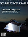 Raymaker Photography is featured on the cover of Washington Trails Magazine!  An additional image is featured for an article describing several hiker's favorite experiences in Washington's beautiful backcountry.  I am a huge supporter of the Washington Trails Association and the work that they do.  Please visit their website and learn more about the organization.  If you are a hiker in the Great Northwest, I would encourage you to become a member and support your local trails!