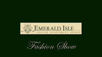 Emerald Isle Fashion Show