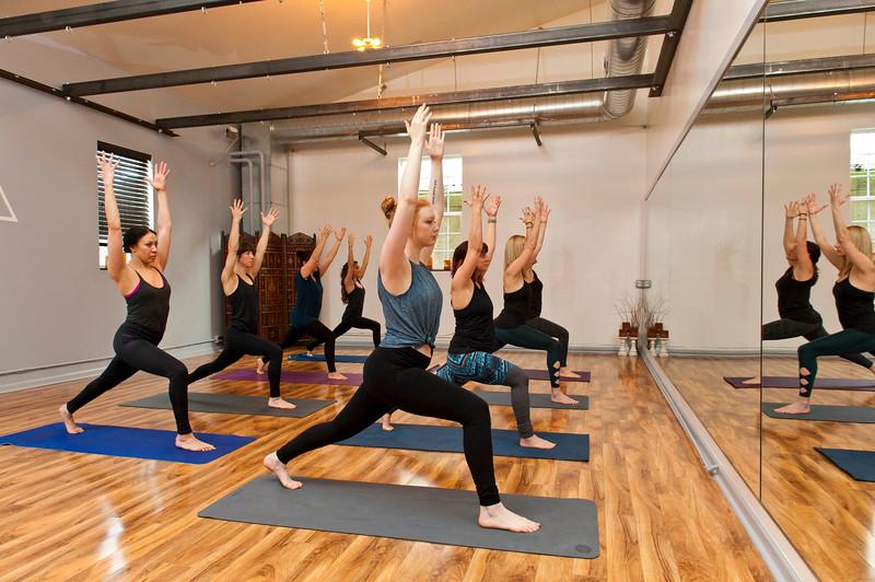 Seeking Space Yoga