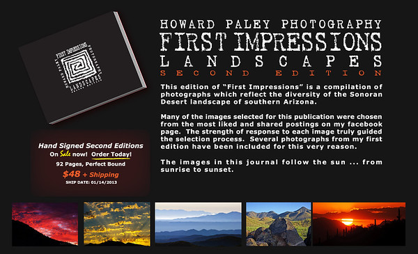 First Impressions - Landscapes (Second Edition)