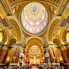Worship in St. Stephen's Basilica