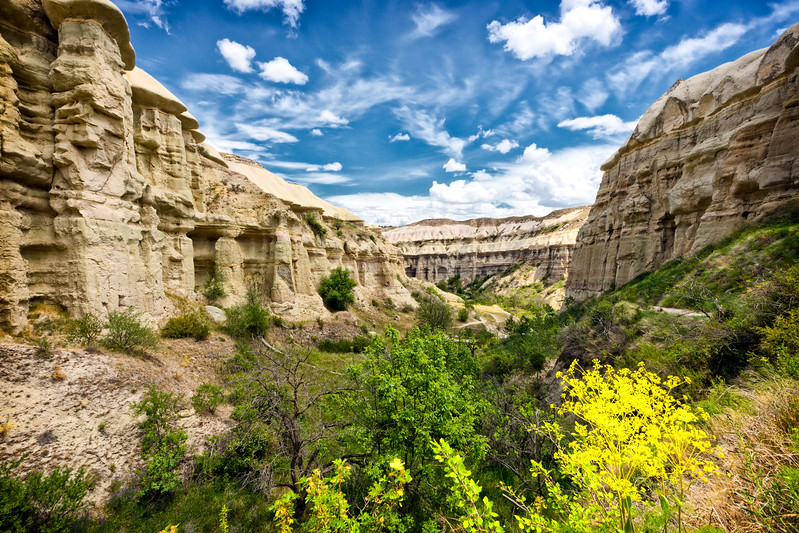 Grand Canyon of Cappadocia, Turkey