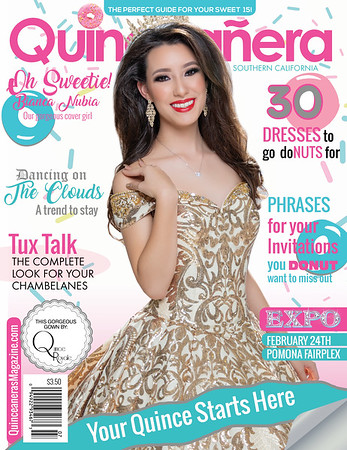 Bianca Cover Girl