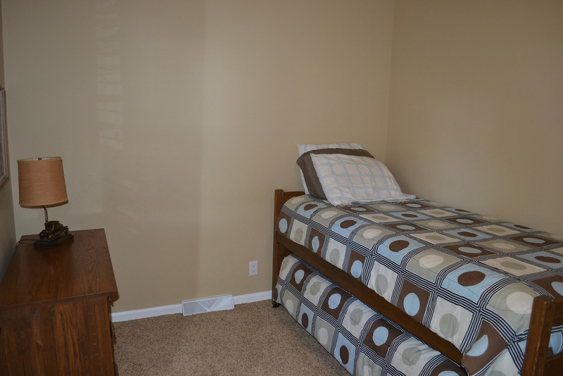 Third bedroom - has large closet.