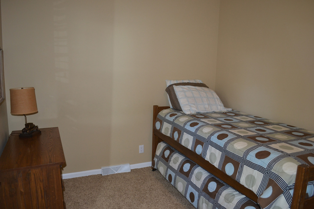 Third bedroom - has large closet.