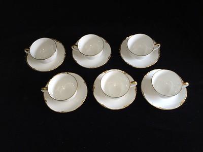 blenheim cup and saucer set
