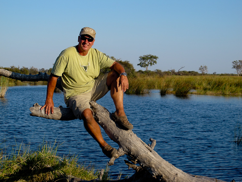 Charlie Lynam - Linyanti River, Namibia