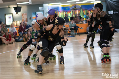 Western Mass Roller Derby - Rematch