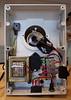 Radical RPL-3T polarizing ore microscope base lamp electric circuit transformer