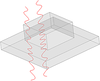 DIC nomarski polarization interference shear diagram 3D CAD microscopy