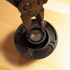 microscope collector lens frosted diffuser housing pig nose drive