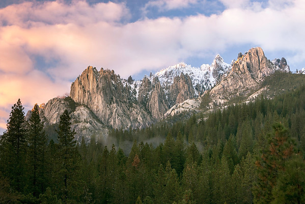 Castle Crags, Shasta County, CA