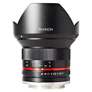 Rokinon 12mm F2.0