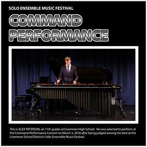 Cmd Perf - 06 Alex Paterson LHS Marimba