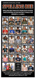Long Poster 17 X 36 Spelling Bee 2018 (4-6) 2018 v01 Small
