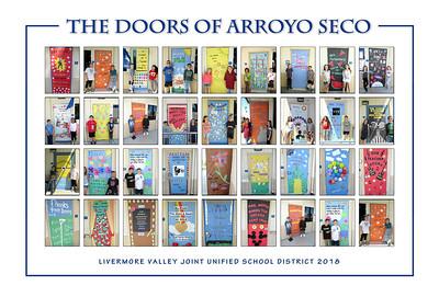 Doors of Arroyo Seco 2018