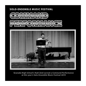 Command Performance 2019 (6) Hadi Zeid GHS Viola
