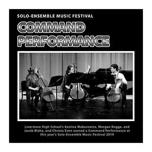 Command Performance 2019 (3) Three Cellos
