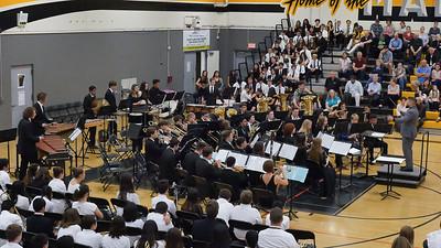 LVEF Band 2019 LHS Symphonic Honor Band
