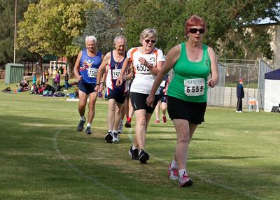 Men/Women 3000m Walk
