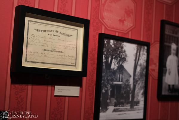 05-25-13 Walt Disney Family Museum